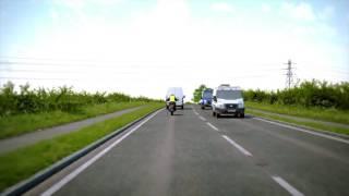 New CGI Hazard Perception example clip 5
