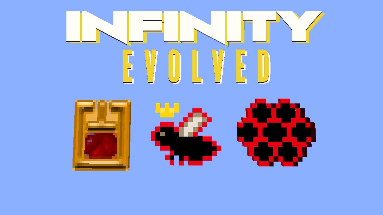 Minecraft Mods FTB Infinity Evolved - INFINITY BEE [E53] (Modded Expert  Mode)
