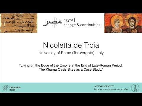 LEA Conference May 2017 - Nicoletta de Troia