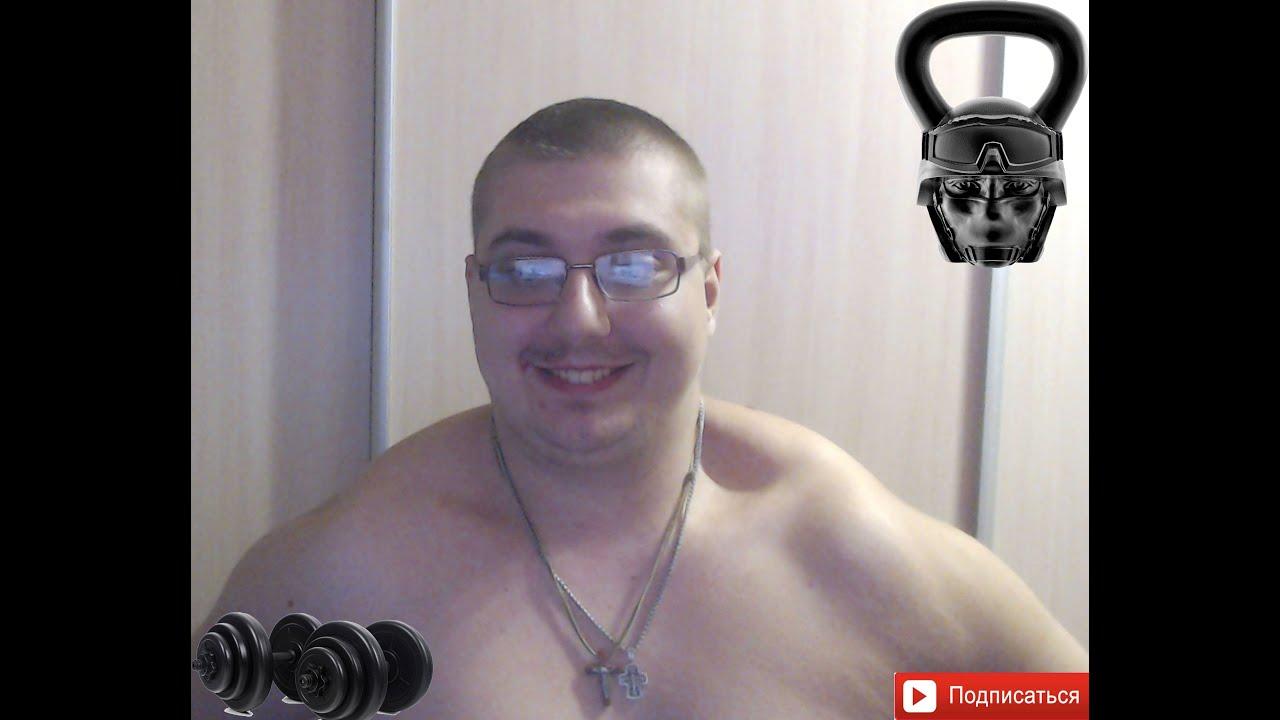 Жим  Пудовой гири