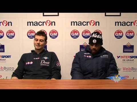 Interview met Stefan Mladenovic en Mark Hill