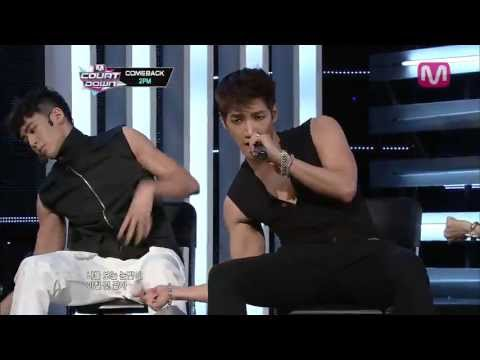 2PM_하.니.뿐. (A.D.T.O.Y by 2PM@M COUNTDOWN 2013.5.16)
