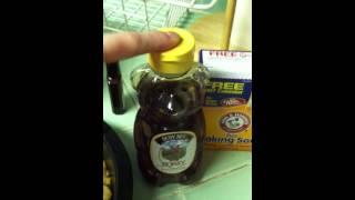 Dog Cake Peanut Butter Delight Recipe