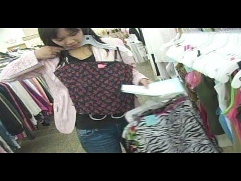 Nassau Community College Fashion Project Thirft Shop Chic