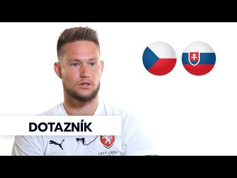 Kdo je oblíbeným slovenským fotbalistou českých hráčů?