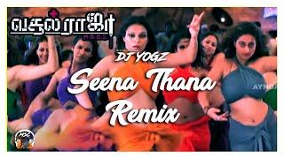 Dj Yogz - Seena Thana Remix