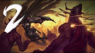 Diablo 3 Walkthrough - Act I - Part Two (PC) Gameplay