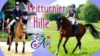 Lia & Alfi - Reitturnier Hille