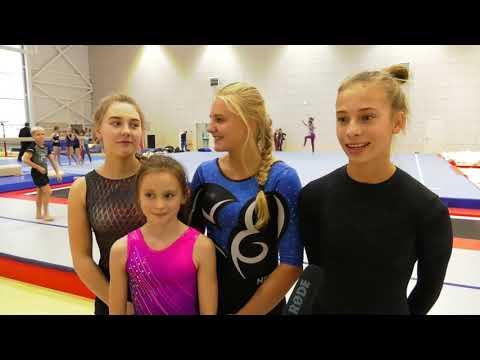В Петрозаводске открылся Региональный центр спортивной гимнастики