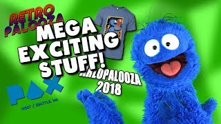 Con Appearances, Arlopalooza 2018, and SHIRTS!!! │ Channel Update