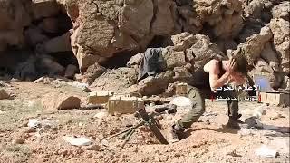 СИРИЯ. САА ПРОТИВ ИГИШ В ВУЛКАНИЧЕСКОМ ПЛАТЕ. ОКТЯБРЬ 2018
