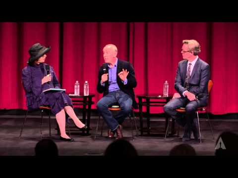 Academy Conversations: The Lady In the Van