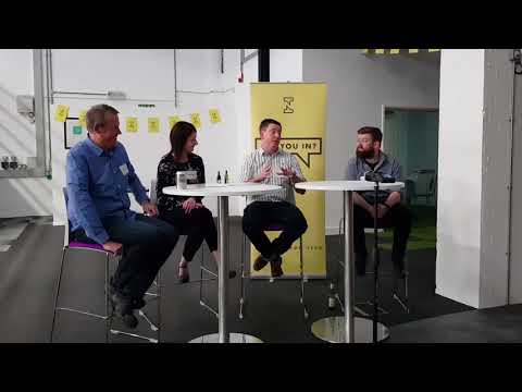 Innovate Now 4 Panel Discussion on AI