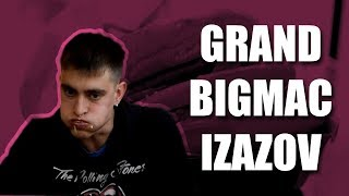 GRAND BIG MAC IZAZOV