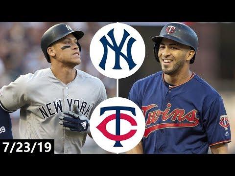 new-york-yankees-vs-minnesota-twins-highlights-|-july-23,-2019-(2019-mlb-season)