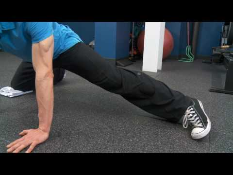 Split Stance Adductor Mobilization