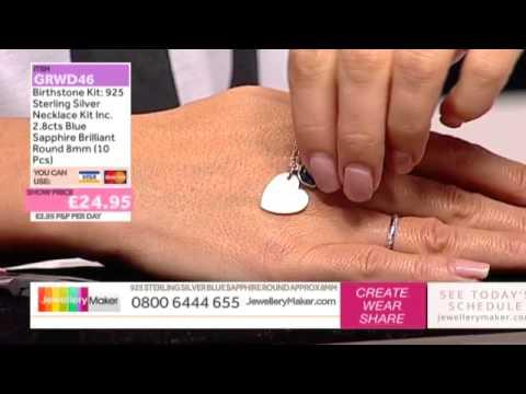 How To Make Fascinators - JewelleryMaker LIVE (am) 31/07/2015