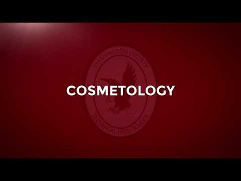 Washington County Technical High School Cosmetology