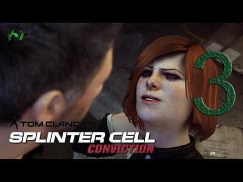 Splinter Cell Conviction | Parte 3 | Español | Guía
