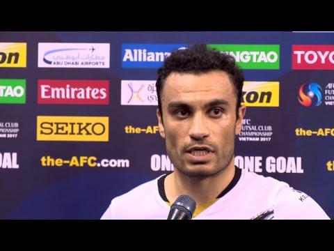 Sanaye Giti Pasand vs Al Rayyan (AFC Futsal Club Championship 2017: Semi-Finals)