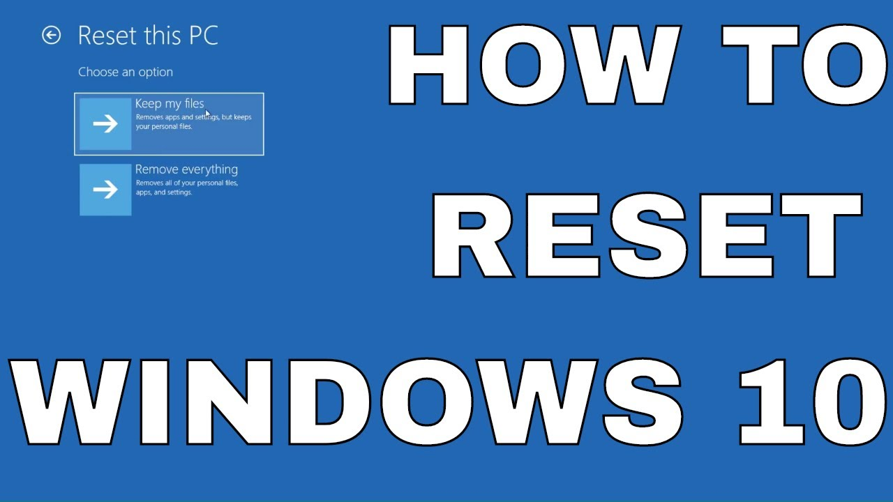 restore windows 7 to factory settings without deleting files