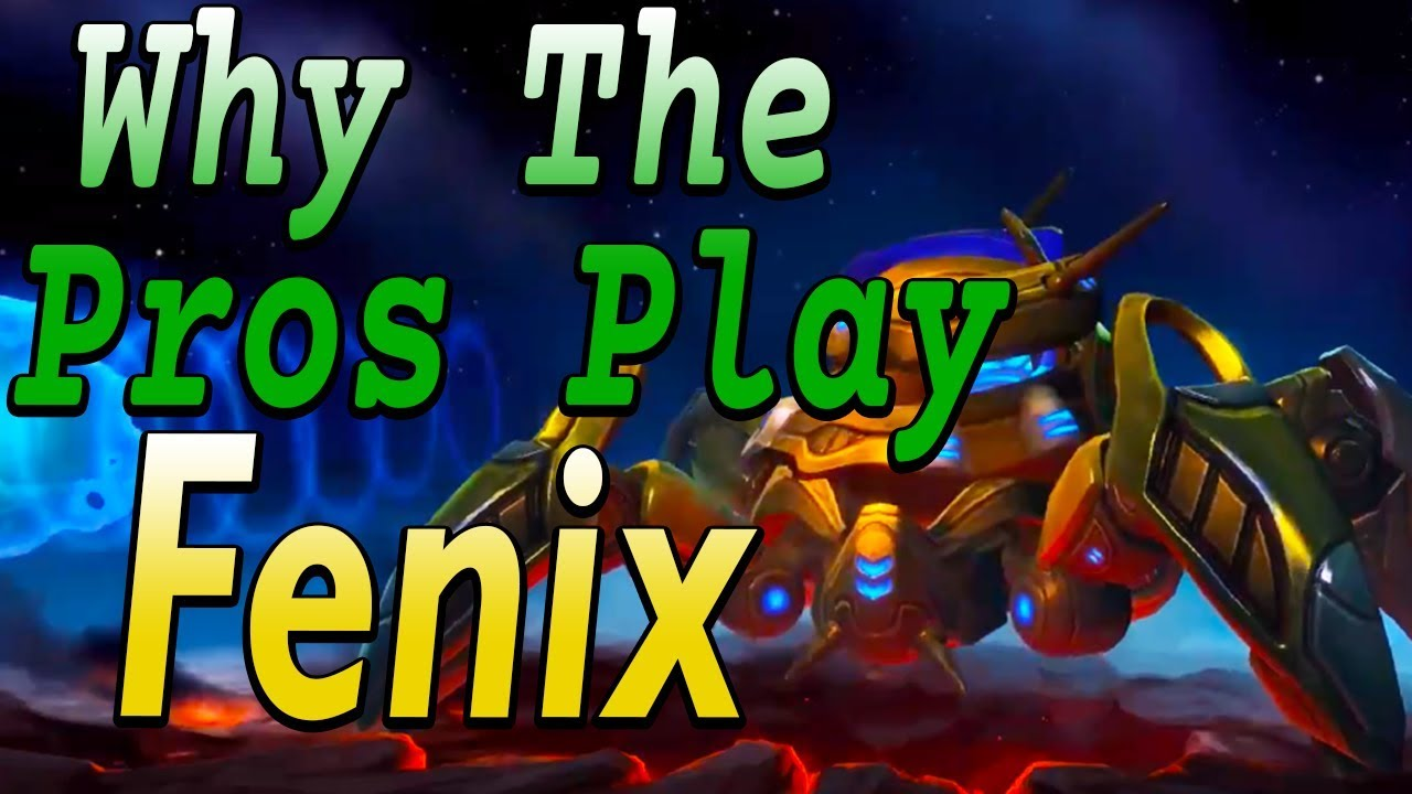 Hero Discussion Fenix Heroes Of The Storm Games Guide Fenix is a ranged assassin who can modify the range and performance of his weapon systems during battle. games today