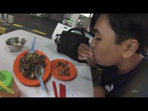 Jakarta Street Food 1207 Part.3 Granny Snails Tutut Tauco Keong Nenek Tio Ciu 99 5094