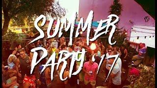 Summer Party 2017 Part II - Tech House & Techno // Live DJ Mix