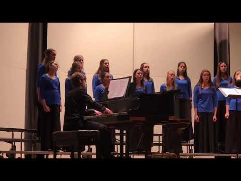Vandebilt Catholic High School 8th Grade Choir - Festival - 03/19/19