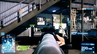 Battlefield 3 (BF3) - PS3 Patch 1.04 First Impressions (Gameplay / Commentary)