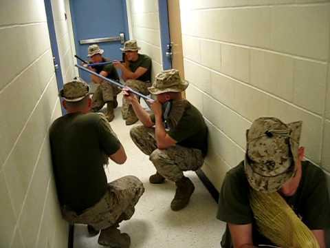 Bored Marines