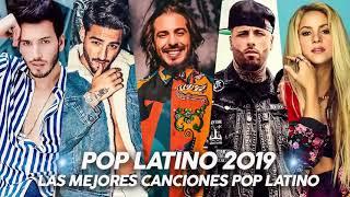 Pop Latino 2019 ★ Luis Fonsi, Ozuna, Nicky Jam, Becky G, Maluma, Daddy Yankee ★ Lo Mas Nuevo 2019