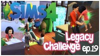 The Sims 4 - Sfida dell'eredità #19 - Arrivano i toddlers!
