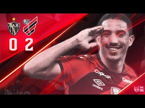 VITÓRIA SOBRE O LÍDER! Atlético Mineiro 0x2 Athletico Paranaense | MELHORES MOMENTOS