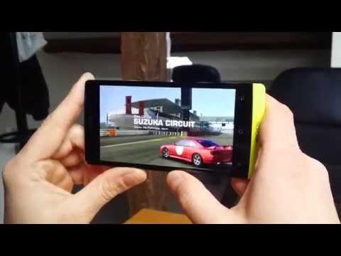 Archos 50 Diamond - Racing Games
