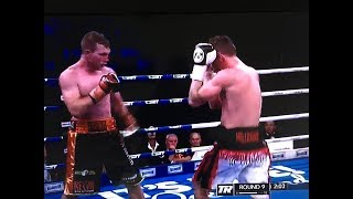 JEFF HORN vs GARY CORCORAN - FULL FIGHT REVIEW AND HIGHLIGHTS!!