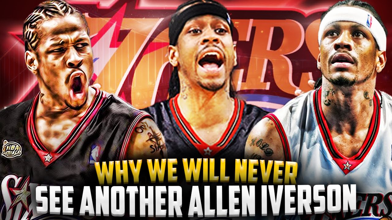 56f576dc3581 Why We Will NEVER See Another Allen Iverson EVER! - YouTube