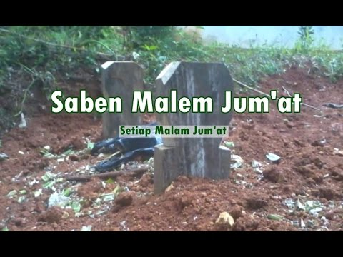 Saben Malem Jum'at   lirik Indonesia