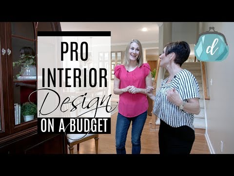 ROOM MAKEOVER ❤️ Thrifting & Upcycling Tips with Interior Designer Rebecca Robeson