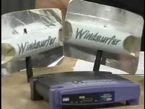 Boost Your Wireless Signal With a Homemade Wifi Extender