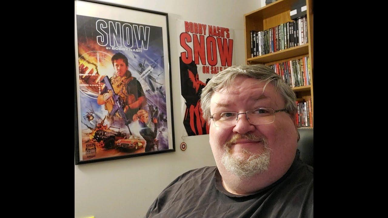 Writer to Writer Interviews: Bobby Nash: S1E8