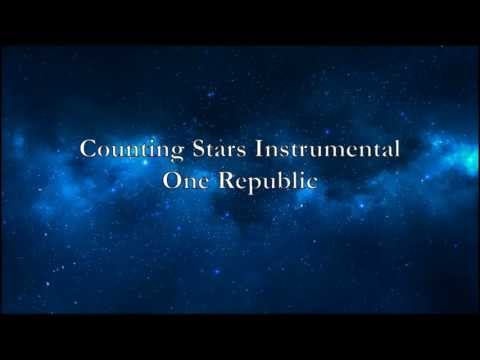 Counting Stars Instrumental- One Republic