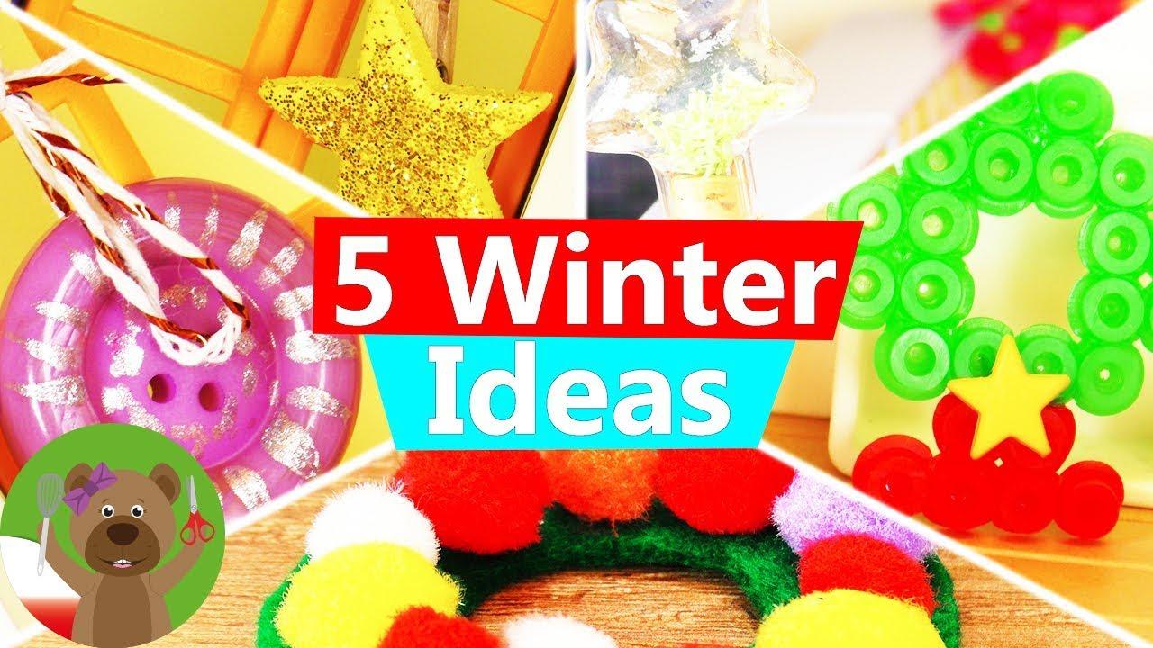 DIY Playmobil | 5 pomysłów na dekoracje świąteczne dla ludzików Playmobil