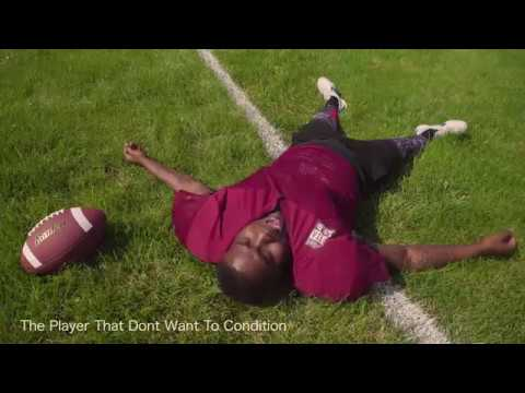 How Football Players Be.