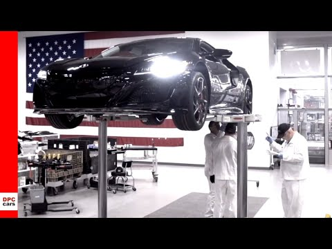 Acura NSX Performance Manufacturing Center