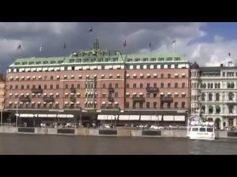 My Stockholm Travel on Boat - Clip1