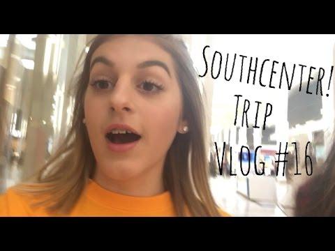 Vlog #16 | Southcenter mall trip!