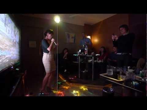 Karaoke in Taipei