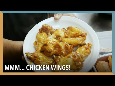 The Home of the Original Buffalo Chicken Wing | VOA Connect