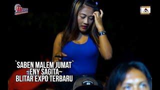 Saben Malem Jumat - Eny Sagita Blitar Expo Terbaru